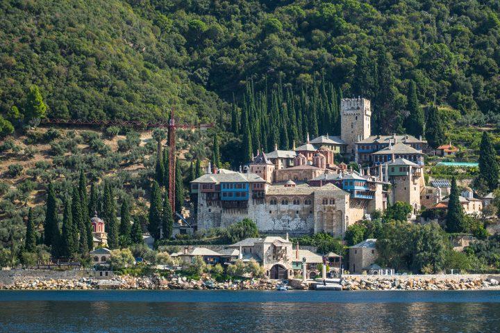 Hanioti tours excursion Athos cruise (3)