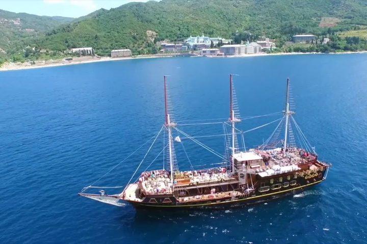 Hanioti tours excursion Athos cruise (7)