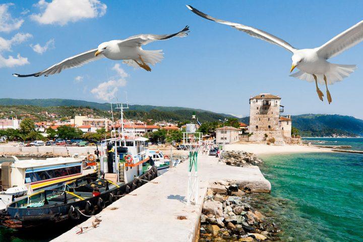 Hanioti tours excursion Athos cruise (8)